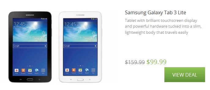 Samsung Tablets (Refurbished) – Super Cheap on Groupon | THE